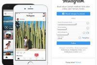 Cara Penggunaan Instagram