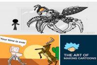 aplikasi untuk membuat video animasi di hp android