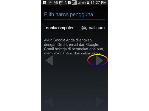 buat email baru gmail lewat hp android terbaru
