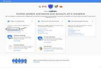 cara ganti password account gmail
