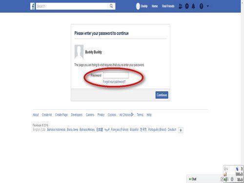 cara menonaktifkan facebook di android