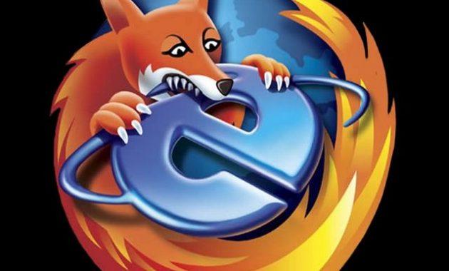Sejarah Mozila Firefox